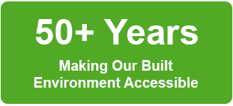 Accessibility Services has over fifty years of making our built environment accessible.