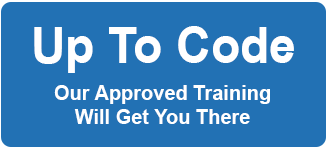 Accessibility Services approved training will get you up to code.